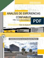 FINAL EXPERIENCIAS CONFIABLES-centro gerontológico Integral.pptx
