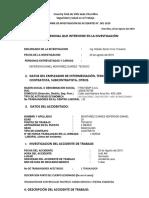 Informe de Accidente Caida de Escalera-2019-01