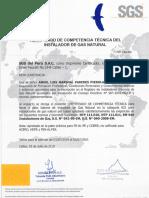 Certificado Ig 2 - Angel Paredes Pierola