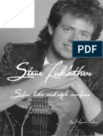 Steve Lukather - Solos, Licks and Style Analysis