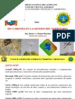 05. Sig y Drones en La Gestion Del Territorio Curso de Actualizacion Epita