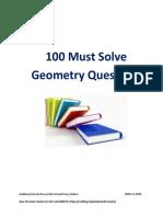 Geometric Questions