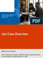 Yammer Use Case Overview and Templates.pptx