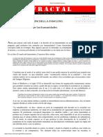 Perla Chinchilla Pawling-El Fin de Las Humanidades