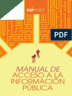 Manual Acceso a La Informacion FLIP 2019