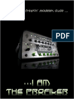Kemper Profiling Amplifier - Tutorial for First Use by Gianfranco Di Mare 2019