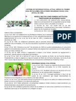 _diferencias Que Tienen El Sistema de Seguridad Social Actual Versus El Primer Modelo de Seguridad Social en Colombia (Incluyendo Seguridad Social Civil Oficial de 1905)_ (1)