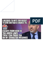 New Tax Haven Laws EU