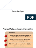 FSA 5 Ratio Analysis