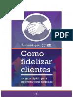 eBook Como Fidelizar Clientes