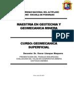 INFORME N° 2 SUELOS GRUPO 2