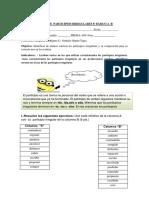 PRUEBA DE  PARTICIPIOS IRREGULARES 6º BÁSICO A.docx