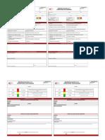 formato de reporte acto y condiciones