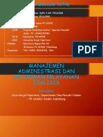 3. Manajemen Administrasi Dan Pelaporan Pelayanan Dialisis