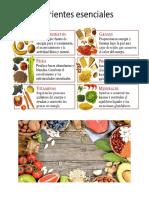 eydan alimentacion saludable