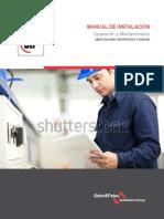 Manual de Instalacion, Operacion y Mantenimiento Ventiladores Centrifugos y Axiales 2016 (1)