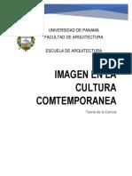 IMAGEN EN LA CULTURA CONTEMPORÁNEA