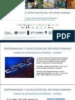 Disponibilidad y calificacion del recurso humano 3 .ppt