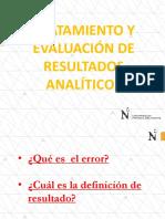 01-Tratamiento y Evaluación de Resultados Analíticos..