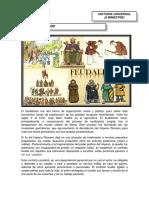 FEUDALISMO 5° y 6°
