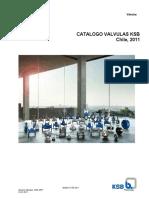 Catalogo Valvulas KSB