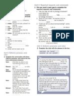 Unit 9 Grammar Practice