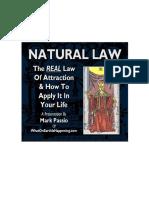 la ley natural