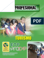 Perfil Profesional Turismo