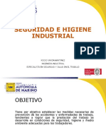 1. Introduccion Seguridad e Higiene Industrial