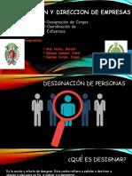 Designacion de Personas y Coordinacion de Esfuerzos.pptx