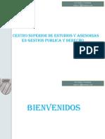 2. La Contratación y La Administración del Contrato - 2013