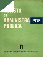 Revista de la Administración Pública