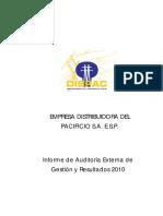 Informe Aegr Dispac 2010 v1