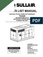 Manual de Partes TS 32