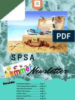 spsa summer newsletter final