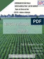 LSO-810 Nutricao e Adubacao Da Soja e Milho