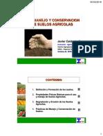manejo suelos agricolas