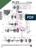 (a6gf1) Hyundai-kia Manual Transmisión
