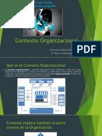 Presentacion del Curso Contexto Organizacional