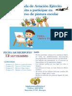 afiche PINTURA