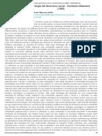 Maturana - Desde La Biologia a La Psicologia - Biologia Del Fenómeno Social