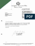 Proyecto de Ley de Protección y Defensa Del Bosque Boliviano