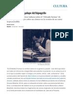 Italo Calvino, Al Galope Del Hipogrifo _ Cultura _ EL PAÍS