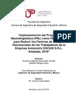 Gustavo Benavides Mariela Zuñiga Tesis Titulo Profesional 2019