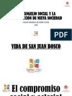 El Compromiso Social de San Juan Bosco