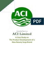 New product Development of ACI Ltd