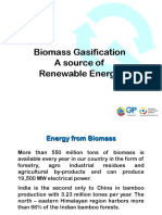 Biomass Gasification, A Source of Renewable Energy-2018