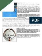 Historia Del Futbol Sala