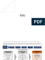 Basics and introduction of robotic process automation