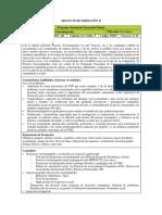 Interpretación de Roles PolicialesTrayecto de Formación II
